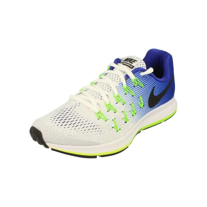 Nike Air Zoom Pegasus 33 Hommes Running Trainers 831352 Sneakers Chaussures  103 05646913a69fc