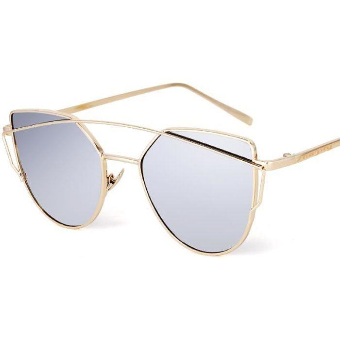 SHARPHY® Lunettes de soleil femme luxe marque