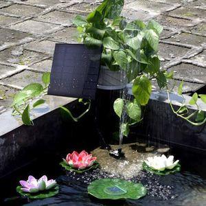 Fontaine De Jardin Solaire Achat Vente Fontaine De Jardin