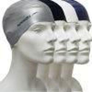 ELENXS UV Crème solaire étanche Bonnet de bain Sports et Loisirs Maillots de protection anti-UV