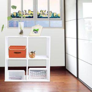 etagere case bois achat vente etagere case bois pas cher soldes d s le 10 janvier cdiscount. Black Bedroom Furniture Sets. Home Design Ideas