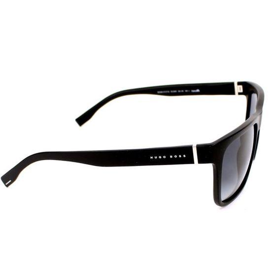 Lunettes de soleil Hugo Boss BOSS 0727-S -DL5HD Noir mat - Achat   Vente  lunettes de soleil Homme Adulte Noir - Cdiscount 244bc8c2cf1a