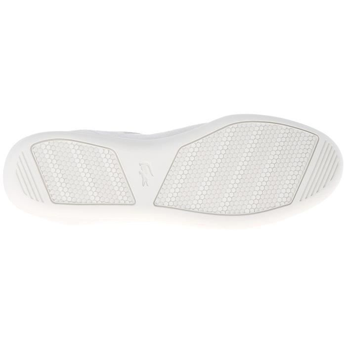Lacoste Court-minime espadrille Mode QM3G7 Taille-40 1-2