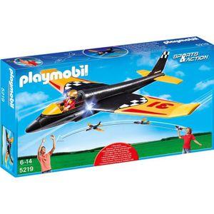 PLAYMOBIL 5219 Planeur de Course