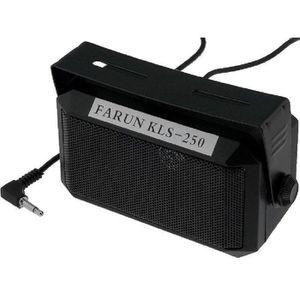 RADIO CB Haut-parleur pour CB 100x75x65mm