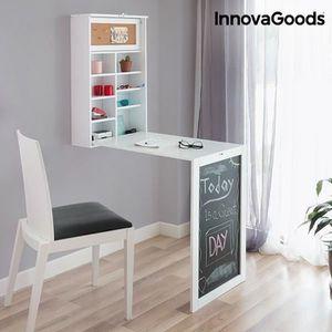 bureau rabattable achat vente pas cher. Black Bedroom Furniture Sets. Home Design Ideas