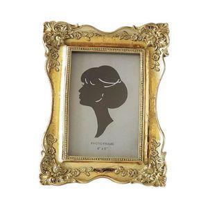 Bois Cadre Photo Portrait Mat vernis gris blanc cadre photo bronze mariage 10x15