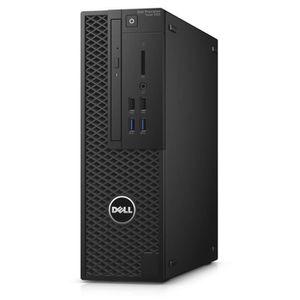 UNITÉ CENTRALE + ÉCRAN DELL Precision T3420, 3,6 GHz, Intel® Core™ i7 de