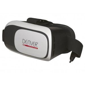 CASQUE RÉALITÉ VIRTUELLE Casque VR avec Manette Bluetooth pour Smartphone -