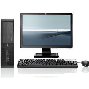 UNITÉ CENTRALE + ÉCRAN PC HP 6000 PRO + ECRAN 19 POUCES  >>TOP VENTE ! <<