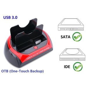 STATION D'ACCUEIL  DOCKING STATION,Double HDD Docking Station 2,5