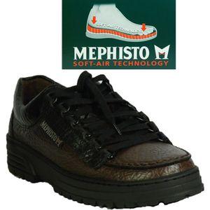 DERBY Mephisto - Cruiser - Derby - Marron - Size 42.5 Co 278139ba3bc3
