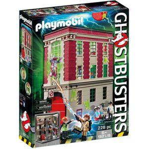 UNIVERS MINIATURE PLAYMOBIL 9219 Ghostbusters Editions Limitées Quar