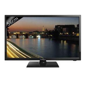 Téléviseur LED SMART TECH TV LE-2219 - Full HD 1080p - 56cm (22 p