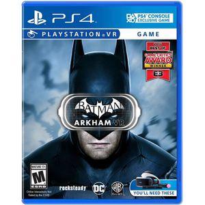 JEU PS VR Batman : Arkham VR - PlayStation VR (Import Améric