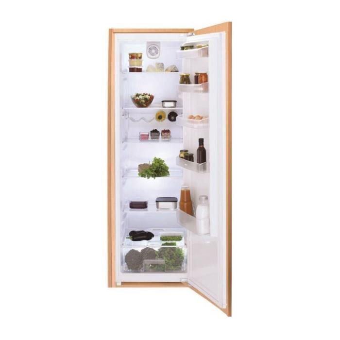 Réfrigérateur 1 Porte Encastrable BEKO LBI3003. RÉFRIGÉRATEUR CLASSIQUE Réfrigérateur  1 ...