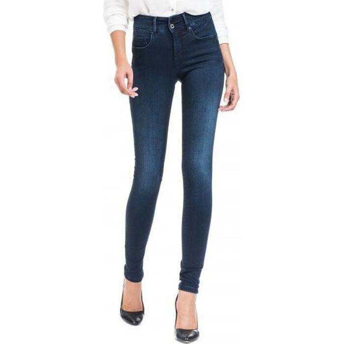Secret Bleu Salsa Jeans Skinny Push InCoupe 112967 bfg76y