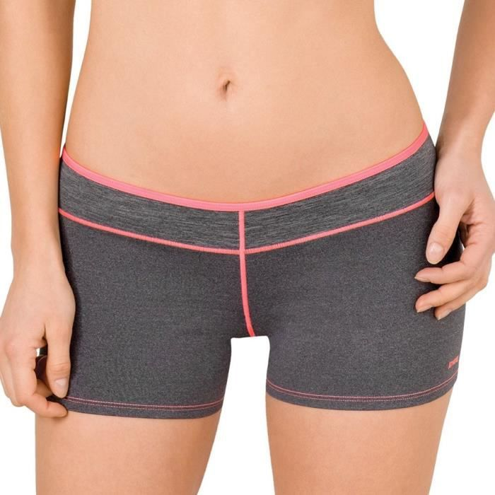 Sport Microfibre Athena In Boxer Femme amp;out tEtFv