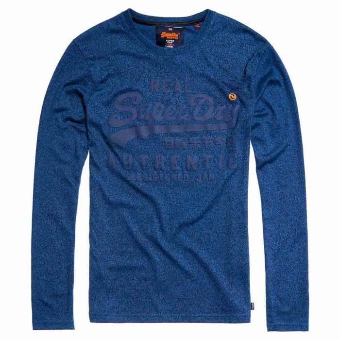 5ee6eda36c19 T-SHIRT MAILLOT DE SPORT Vêtements homme T-shirts à manches longues Superdr