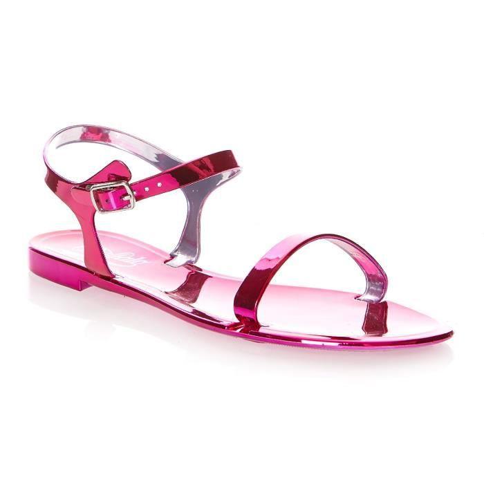 Sandales - rose clair