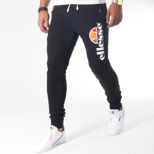 Pantalon Jogging ELLESSE Noir. EH H PANT TECH FLEECE Noir. Noir Noir ... 4a4add776f7