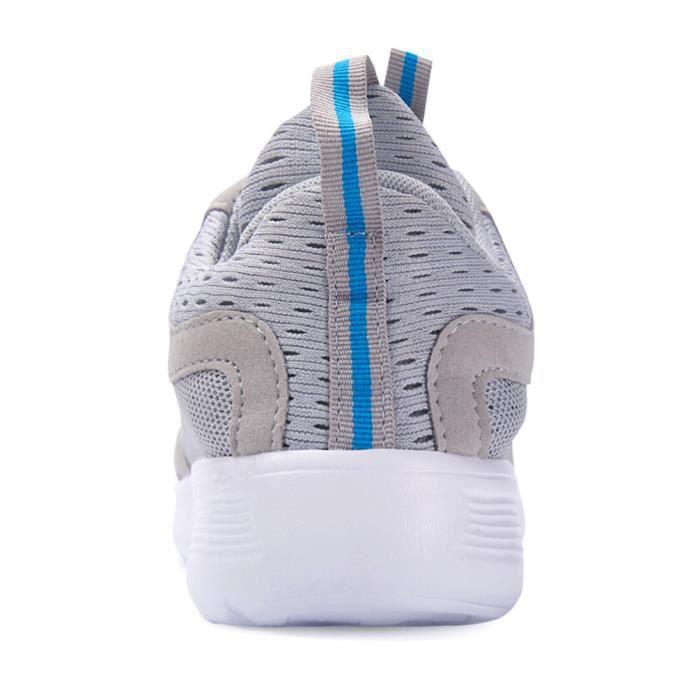 Baskets Femme 2017 Durable Amoureux Léger Chaussure Plus De Couleur Basket Confortable Mode Doux Plus Taille 36-42 fGdPL