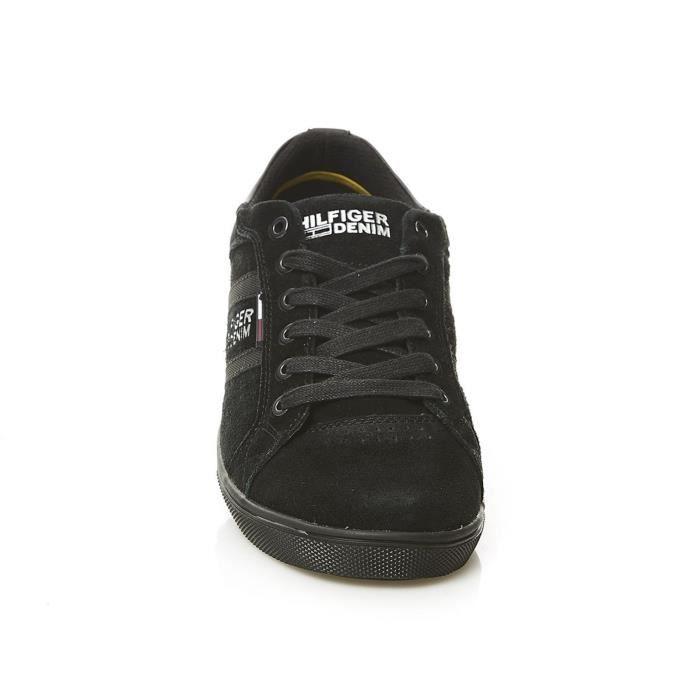 Miller - Baskets - noir