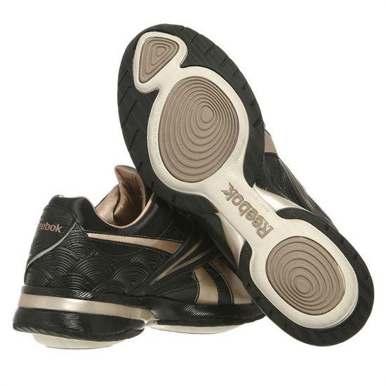 REEBOK Chaussures Toning Easytone Reeinspire II femme Noir
