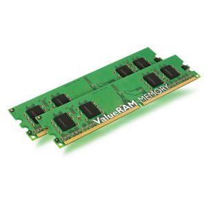 MÉMOIRE RAM Kingston KVR667D2N5K2/1G