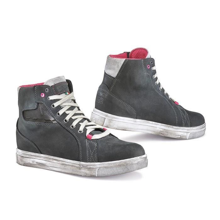 Chaussures Ace Achat Street Lady Moto TCX Vente Waterproof QCthrsd