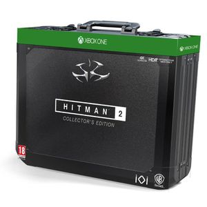 JEU XBOX ONE Hitman 2 Édition Collector Jeu Xbox One