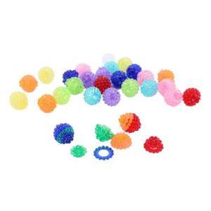LA FOURMI Perles en plastique Couleurs magiques 100g