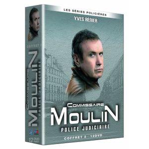 DVD SÉRIE Commissaire Moulin Coffret DVD Vol.2