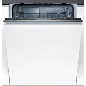 LAVE-VAISSELLE Lave Vaisselle Encastrable SMV50D20EU 12 couverts