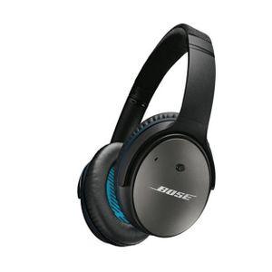 CASQUE - ÉCOUTEURS Bose QuietComfort 25 headphones noir Écouteur