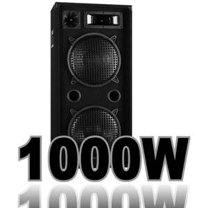 enceinte sono 1000 watts rms