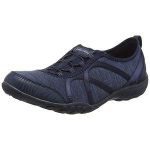 Femmes Skechers Chaussures Athlétiques Bleu Bleu Achat