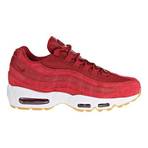 NIKE Air Max 95 Chaussures PRM hommes Gym Red Gym Rouge