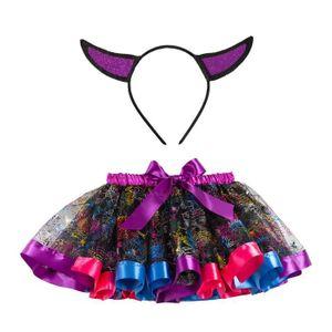 JUPE Enfants Filles Tutu Halloween Dance Party Ballet e