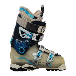 CHAUSSURES DE SKI Chaussure de ski Salomon quest 80 pro w bleu/gris