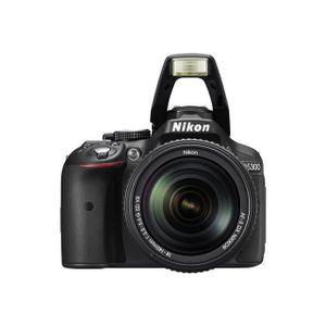 APPAREIL PHOTO RÉFLEX NIKON D5300 + AF-S DX 18-105 f/3.5-5.6G ED VR
