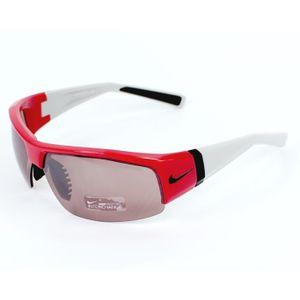 4eb78f493e LUNETTES DE SOLEIL Lunettes de soleil Nike EV0561 -686 Rouge pastel -