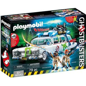 FIGURINE - PERSONNAGE PLAYMOBIL 9220 - Ghostbusters Edition Limitée - Vo