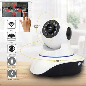 ÉCOUTE BÉBÉ Vococal® BabyPhone vidéo Multifonctions 720P HD Wi