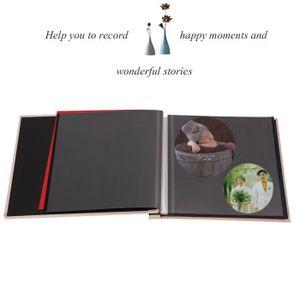 0e663a6bce964f  4 DIY album photo Bricolage Photos Albums 20 pages cadeaux de Noël  d anniversaire