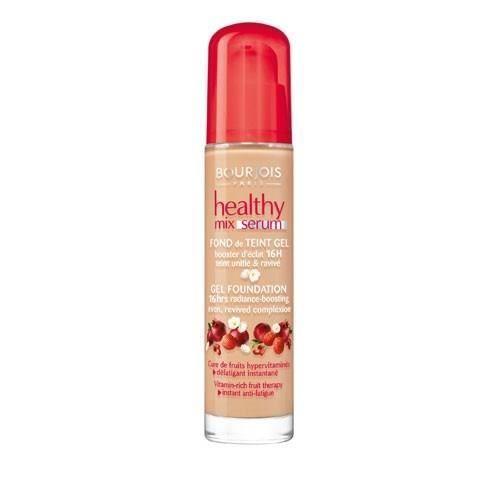 BOURJOIS Poudre compacte unifiante Healthy Mix Foundation - 052 vanilleFOND DE TEINT - BASE - POUDRE