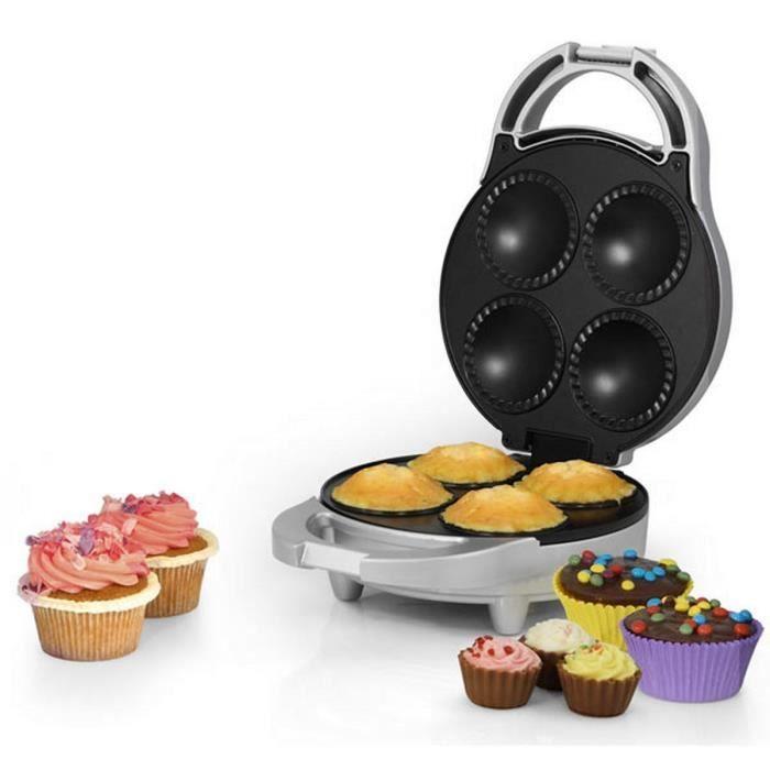 TRISTAR SA-1122 Machine à muffins - Gris