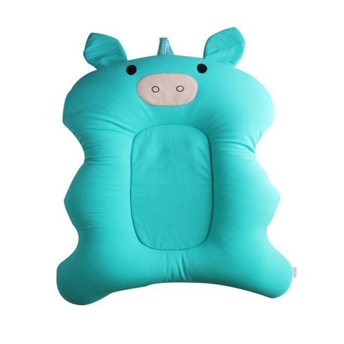 b93679b79585b Bébé pliable bébé siège de bain soutien bébé coussin coussins tapis de bain  @aihida268