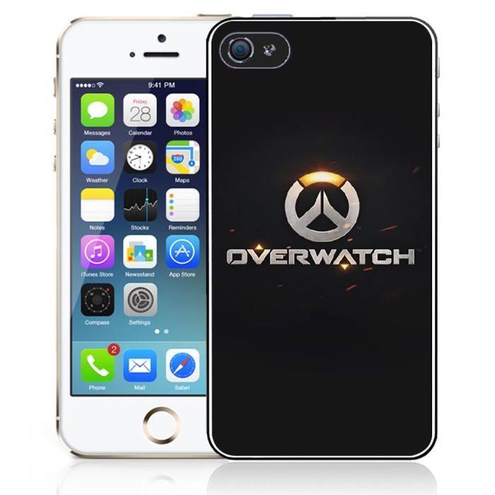 coque iphone 6 overwatche