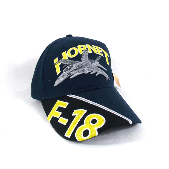 Hornet Americain Navy Air Us Achat Brodee Force Casquette 18 F HYxqnwgtUR